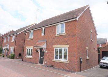 Thumbnail 4 bed detached house for sale in Newton Leys, Milton Keynes