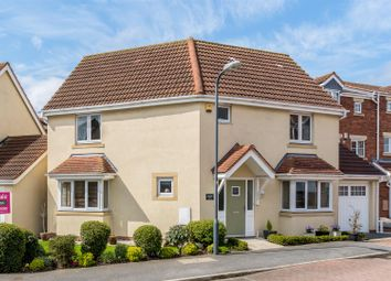 Thumbnail 3 bed detached house for sale in Barley Walk, South Milford, Leeds