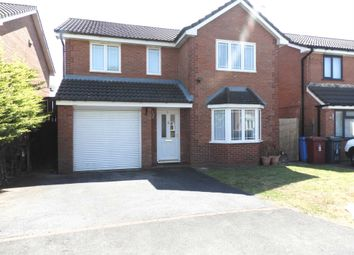 Thumbnail 4 bed detached house for sale in Glen Way, Liverpool