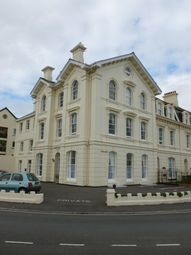 Thumbnail 1 bed flat to rent in Powderham Terrace, Teignmouth