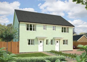 "Thumbnail 3 bed semi-detached house for sale in ""The Southwold"" at Fremington, Barnstaple, Devon, Fremington"