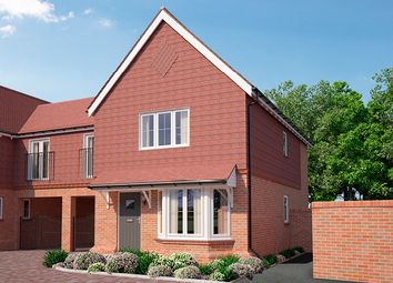 Thumbnail 4 bedroom semi-detached house for sale in Preston Manor Road, Tadworth
