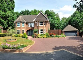 Thumbnail 5 bed detached house for sale in Brookwood Drive, Barnt Green, Birmingham