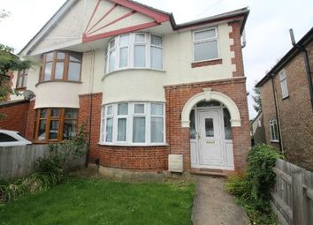 Thumbnail 3 bed semi-detached house for sale in Westholme Road, Ipswich