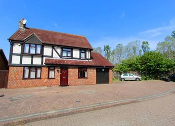 Thumbnail 4 bed detached house to rent in Glenorchy Close, Yeading