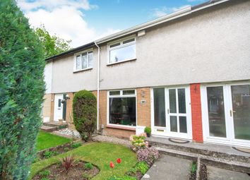 Thumbnail 2 bedroom terraced house for sale in Cunningham Drive, Giffnock, Glasgow