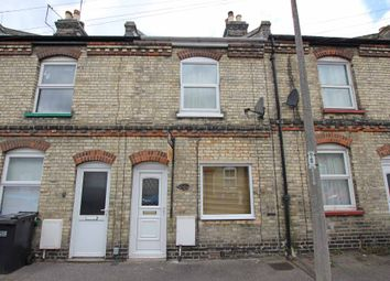 Thumbnail 2 bed terraced house to rent in Stanley Road, Newmarket