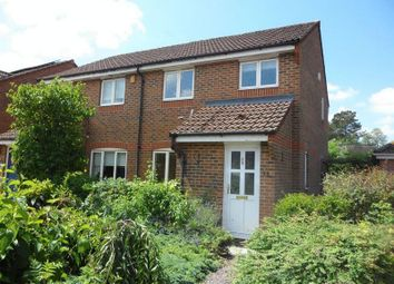 Thumbnail 3 bed semi-detached house to rent in Turbary Gardens, Tadley