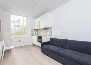 Thumbnail Studio to rent in College Crescent, Swiss Cottage, London