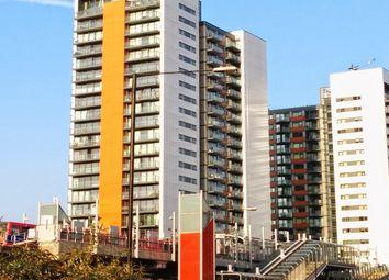 Thumbnail 3 bedroom flat to rent in Blackwall Way, London