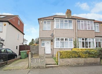Thumbnail 3 bed semi-detached house to rent in Osborne Road, Upper Belvedere