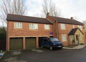 Thumbnail 1 bed flat for sale in Sunnybank Court, West Wick, Weston-Super-Mare