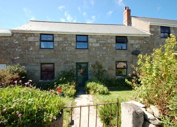 Thumbnail 5 bed terraced house for sale in Heamoor, Penzance