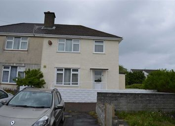 Thumbnail 3 bed semi-detached house for sale in Coedwig Place, Swansea