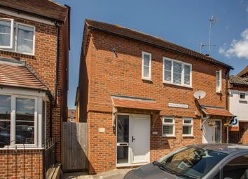 Thumbnail 2 bed maisonette for sale in Post Office Lane, Wantage