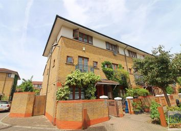 Thumbnail 3 bed end terrace house for sale in Silkmills Square, London