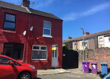 Thumbnail 2 bed end terrace house for sale in Freeport Grove, Aintree, Liverpool