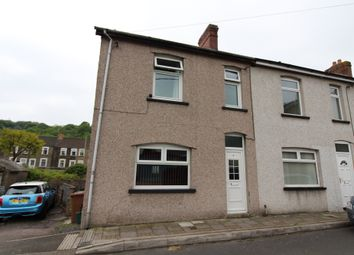 Thumbnail 3 bed end terrace house for sale in Parry Buildings, Newbridge, Newport