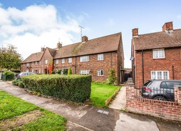 Thumbnail Maisonette for sale in Western Way, Basingstoke