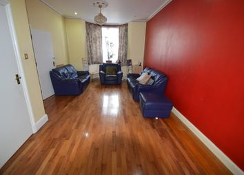 Thumbnail 4 bed terraced house to rent in Buckingham Road, Harlesden