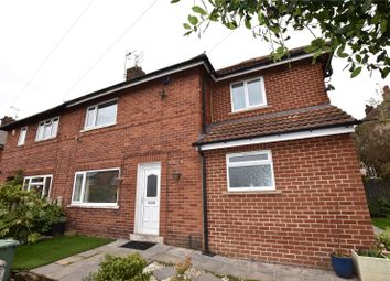 Thumbnail 4 bed semi-detached house to rent in Parkwood Gardens, Calverley, Leeds