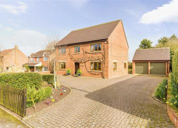 Thumbnail 5 bed property for sale in Washdyke Lane, Osgodby, Market Rasen