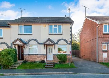 Thumbnail 2 bed end terrace house for sale in Chaffinch Drive, Uttoxeter