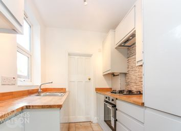 Thumbnail 2 bedroom end terrace house for sale in Carrow Road, Norwich