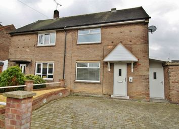 Thumbnail 2 bed semi-detached house for sale in Byron Avenue, Chapeltown, Sheffield, South Yorkshire