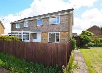Thumbnail 3 bed property for sale in Burghley Crescent, Louth, Lincolnshire