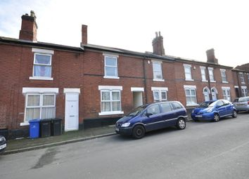 Thumbnail 2 bed terraced house to rent in Harrington Street, Pear Tree, Derby