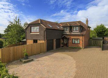 Owl Cottage, Bowerland Lane, Old Wives Lees CT4. 5 bed detached house