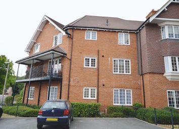 Thumbnail 2 bed flat to rent in Wroughton Road, Halton Camp, Aylesbury