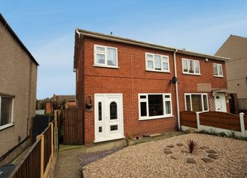 Thumbnail 3 bed semi-detached house for sale in Lower Somercotes, Somercotes