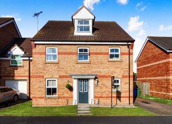 Thumbnail 5 bed detached house for sale in Easingwood Way, Driffield
