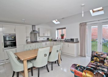 Thumbnail 4 bed detached house for sale in Rothbury Close, Arnold, Nottingham