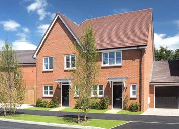 2 bed semi-detached house for sale in Cresswell Park, Roundstone Lane, Angmering, West Sussex BN16