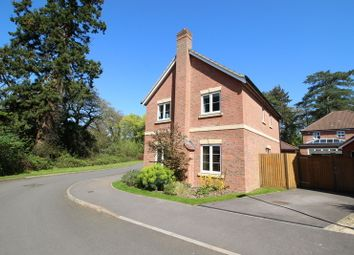 Thumbnail 4 bed detached house for sale in Columbus Drive, Sarisbury Green, Hampshire