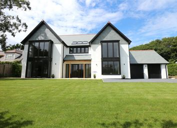 Thumbnail 5 bed detached house for sale in Mount Whistle Road, Tehidy, Cornwall