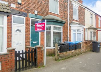 Thumbnail 1 bed terraced house to rent in Endymion Street, Hull