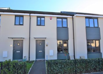 Thumbnail 3 bed terraced house for sale in Harlyn Drive, Plymouth