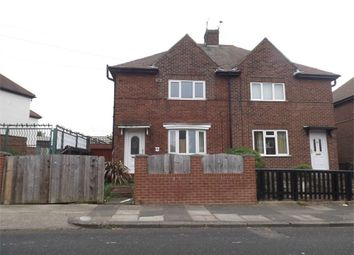 Thumbnail 3 bed semi-detached house for sale in Plains Road, Sunderland, Tyne And Wear