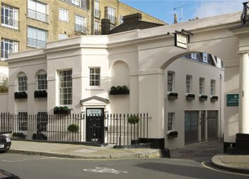 Thumbnail 4 bed mews house for sale in South Eaton Place, London
