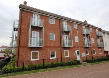 Thumbnail 3 bed flat for sale in Tobago Drive, Newton Leys, Milton Keynes, Buckinghamshire