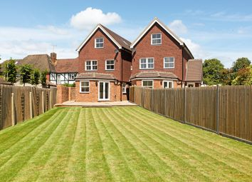 Thumbnail 4 bed semi-detached house to rent in The Common, Cranleigh