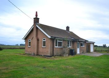 Thumbnail 3 bed detached bungalow to rent in White House Road, Little Ouse, Ely