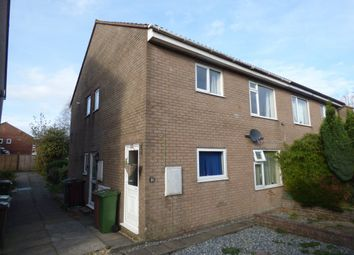 Thumbnail 2 bed maisonette to rent in Wentwood Gardens, Plymouth, Devon