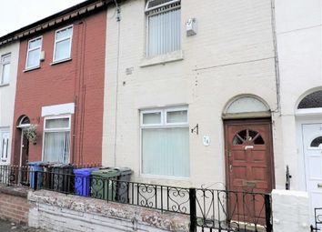 Thumbnail 2 bedroom terraced house for sale in Bowler Street, Levenshulme, Manchester