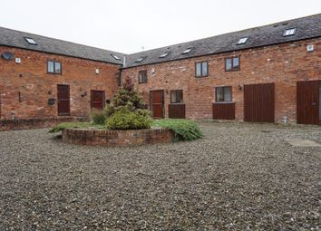 Thumbnail 2 bedroom barn conversion for sale in Ridley Wood, Wrexham