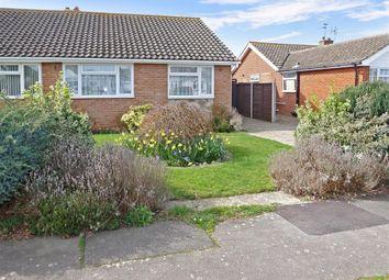 Thumbnail 2 bed semi-detached bungalow for sale in Kings Drive, Bognor Regis, West Sussex